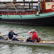 Henk en Hans Aangepast roeien Dordrecht